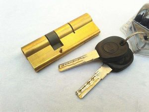 换C级锁芯
