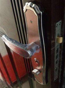 防盗门开锁工具